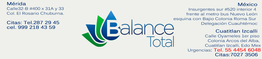 Balance Total | Quiropráctica y Rehabilitación